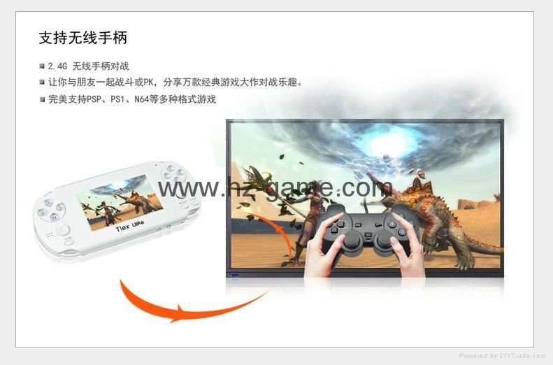 厂家直销PXP316位掌上游戏机儿童游戏机PVPPSP游戏机自带游戏 10