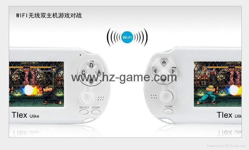 厂家直销PXP316位掌上游戏机儿童游戏机PVPPSP游戏机自带游戏 11