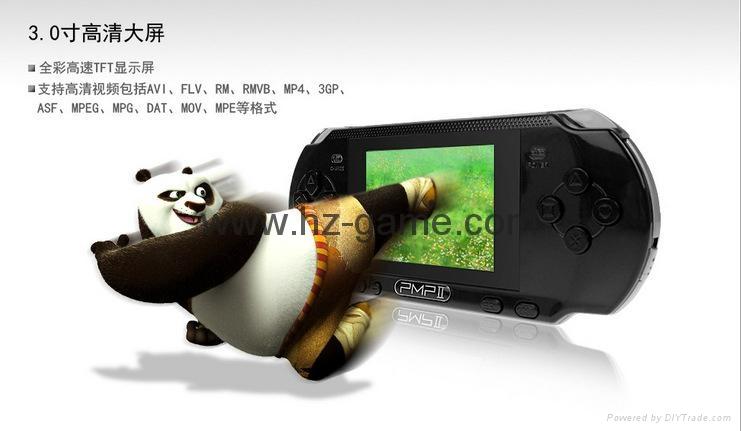 厂家直销PXP316位掌上游戏机儿童游戏机PVPPSP游戏机自带游戏 18
