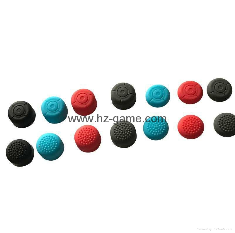 Console Thumb Grips Cover Case For Sony Play Station Ps4 Ps3 Ps2 Xbox 360 NX 1