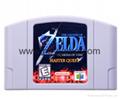 N64 Game Legend of Zelda-QUEST Nintendo