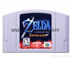 N64 Game Legend 任天堂游戏卡 NEW3DSL