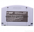 N64 Game Legend 任天堂游戏卡 NEW3DSLL28卡盒 5