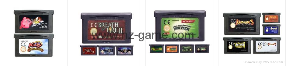 任天堂32位视频游戏盒控制卡Castlevania系列英文版 3