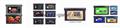任天堂32位视频游戏盒控制卡Castlevania系列英文版 4