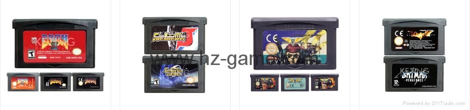 任天堂32位视频游戏盒控制卡Castlevania系列英文版 5