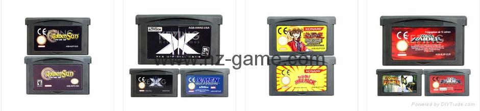 任天堂32位视频游戏盒控制卡Castlevania系列英文版 6