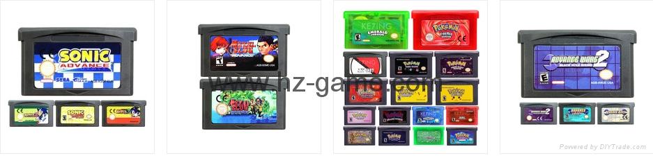 任天堂32位视频游戏盒控制卡Castlevania系列英文版 9