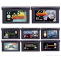 32 Bit EG Series Video Game Cartridge Console Card Collection English Language