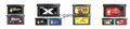 N64 Game Legend 任天堂游戏卡 NEW3DSLL28卡盒 16