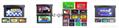 N64 Game Legend 任天堂游戏卡 NEW3DSLL28卡盒 19