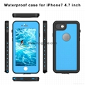 NEW iphone7 phone case Silicone soft shell 6s drop Simple protective cover