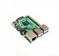原装树莓派3代B型 Raspberry Pi 3 Model B 板载wifi和蓝牙 5