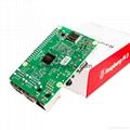 原装树莓派3代B型 Raspberry Pi 3 Model B 板载wifi和蓝牙 3