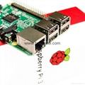 原装树莓派3代B型 Raspberry Pi 3 Model B 板载wifi和蓝牙 7