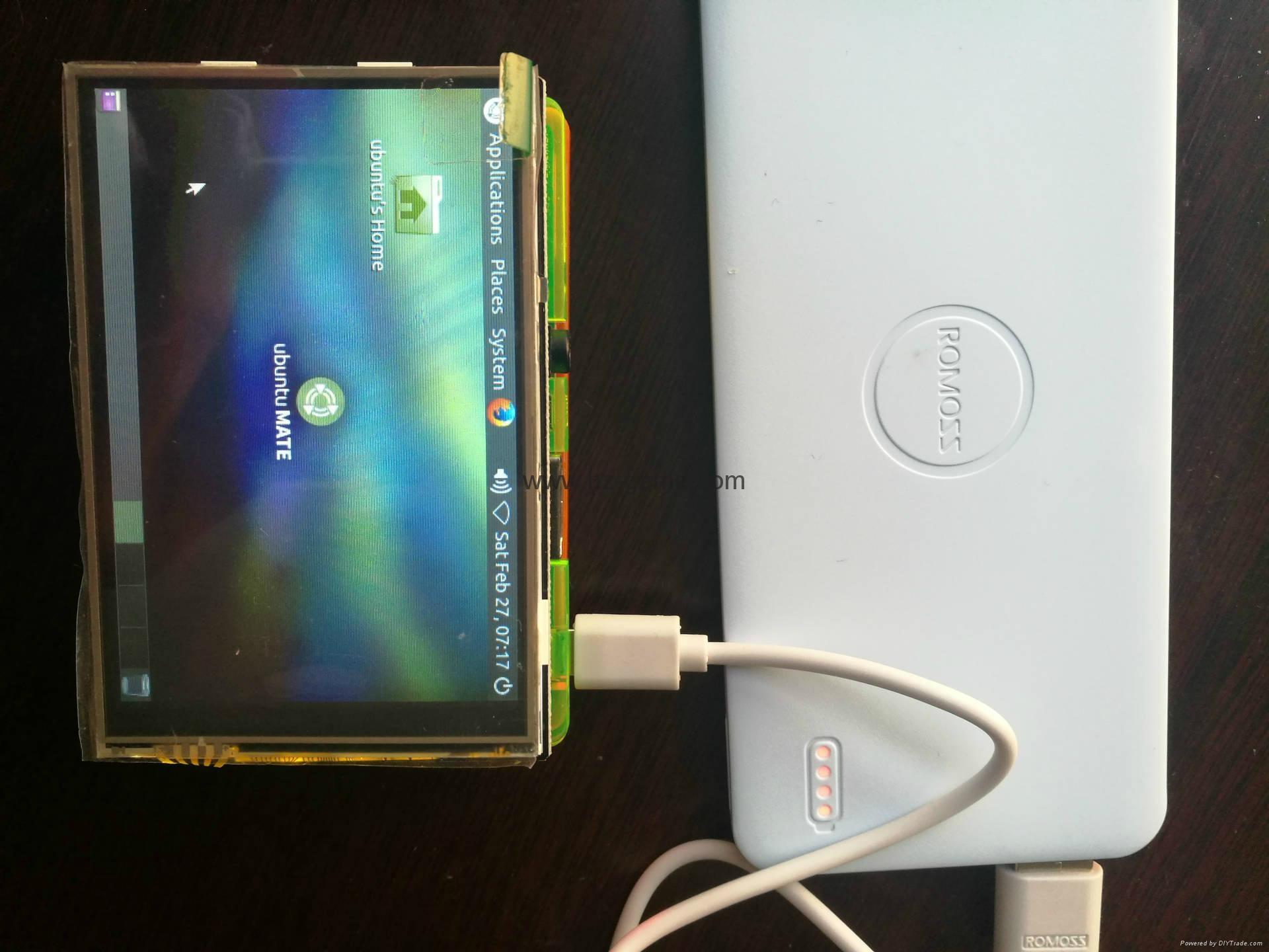 原装树莓派3代B型 Raspberry Pi 3 Model B 板载wifi和蓝牙 11