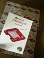 原装树莓派3代B型 Raspberry Pi 3 Model B 板载wifi和蓝牙 16