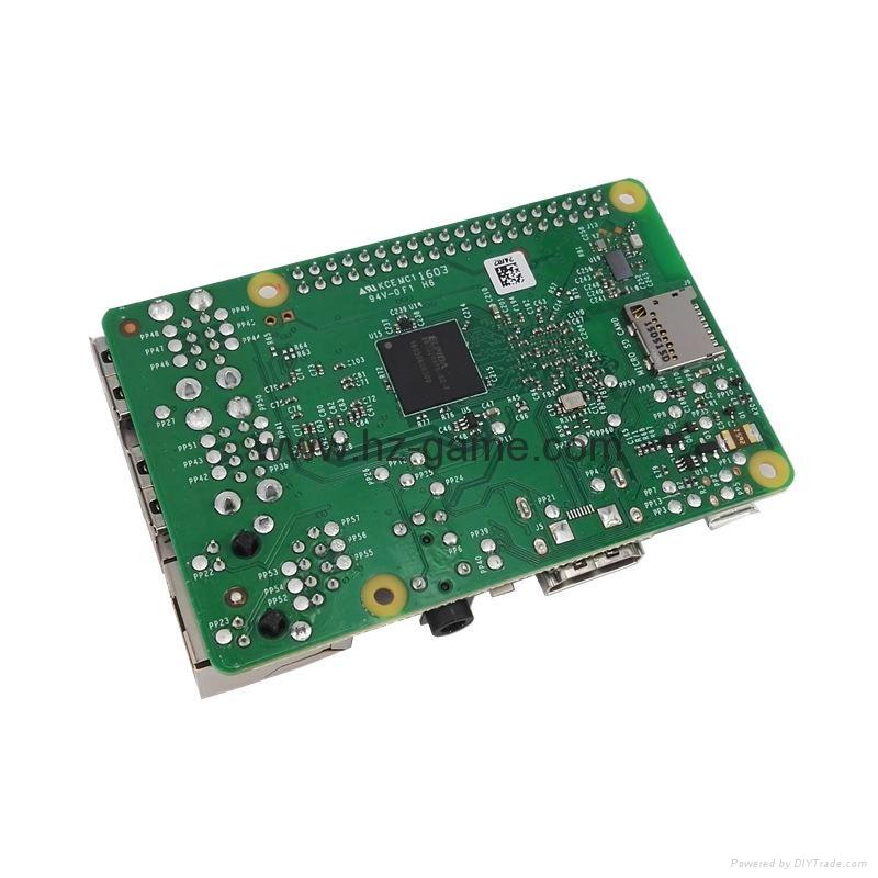 原装树莓派3代B型 Raspberry Pi 3 Model B 板载wifi和蓝牙 18