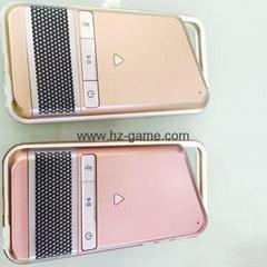 New multi - function audioshell creative TPU crash with mobile phone phone case