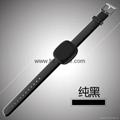 2017 new P2 heart rate blood pressure exercise step waterproof smart bracelet 6