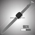 2017 new P2 heart rate blood pressure exercise step waterproof smart bracelet 7