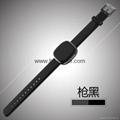 2017 new P2 heart rate blood pressure exercise step waterproof smart bracelet 9
