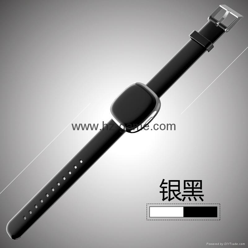 2017 new P2 heart rate blood pressure exercise step waterproof smart bracelet 11