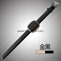 2017 new P2 heart rate blood pressure exercise step waterproof smart bracelet 10