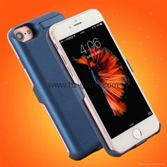 iphone7背夹电池苹果6无线充电宝大容量手机移动电源壳10000毫安