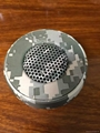 New outdoor camouflage metal small steel guns card subwoofer portable