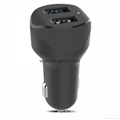 Quick Charge 3.0 Car Charger QC3.0 IQ Power Adapter Competiable with 3
