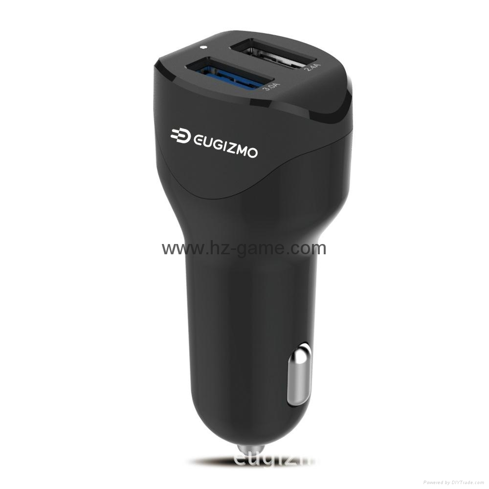 Quick Charge 3.0 Car Charger QC3.0 IQ Power Adapter Competiable with 20