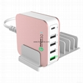 Quick Charge 3.0 Car Charger QC3.0 IQ Power Adapter Competiable with 19