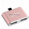 New chicks U disk USB 8G16G Golden Rooster Year Cartoon 4