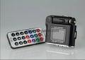 Factory wholesale car MP3 new folding 3HD18 car mp3 cigarette lighter car MP3