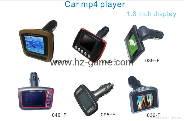 Factory wholesale car MP3 new folding 3HD18 car mp3 cigarette lighter car MP3 16