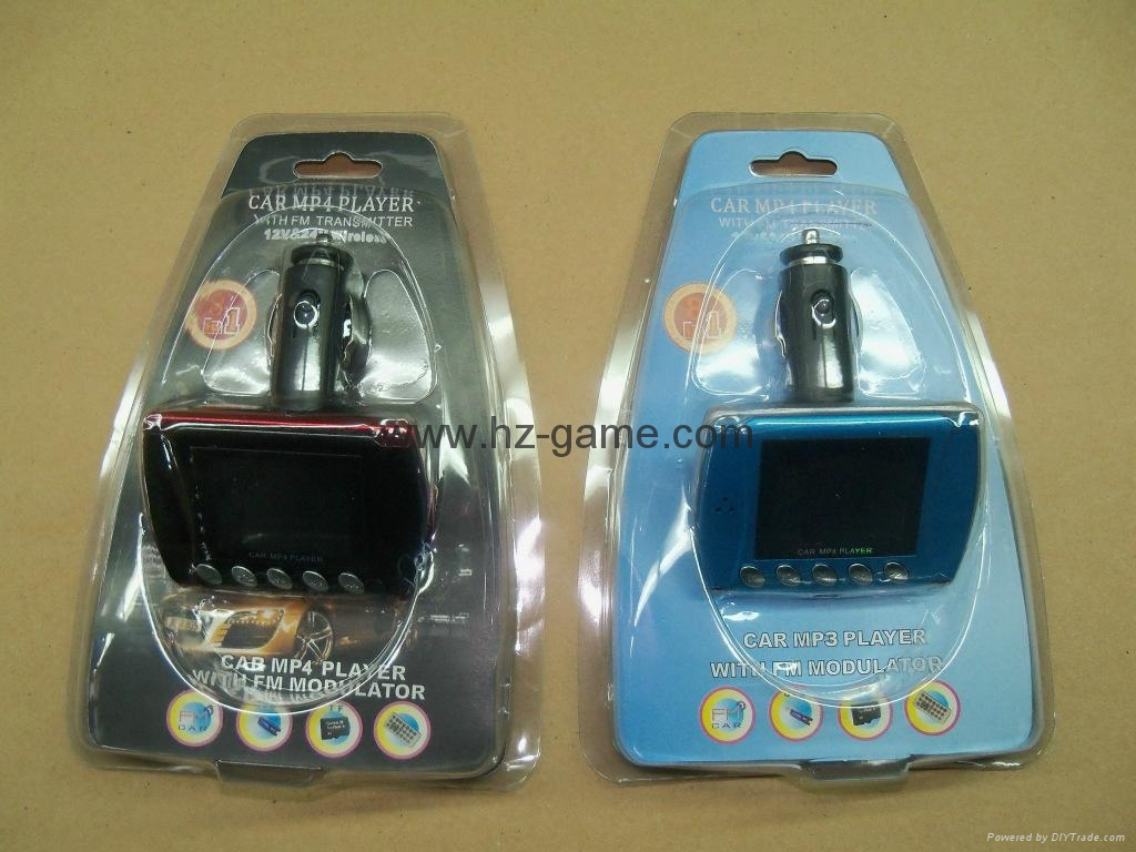 Factory wholesale car MP3 new folding 3HD18 car mp3 cigarette lighter car MP3 18