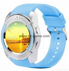 new V8 smart watch high-