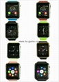 New full-featured GPS optical heart rate smart phone sports watch