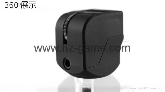 PS4 PRO风扇 PS4Pro温控散热风扇 自动恒温风扇 PS4主机后置风扇 4