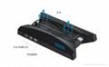 PS4 PRO風扇 PS4Pro溫控散熱風扇 自動恆溫風扇 PS4主機後置風扇 5