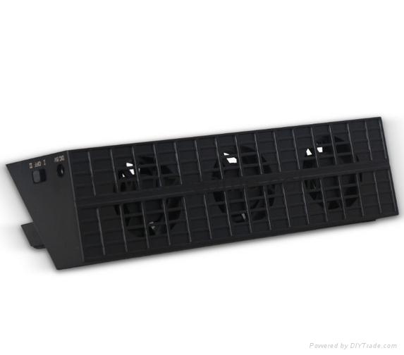 PS4 PRO風扇 PS4Pro溫控散熱風扇 自動恆溫風扇 PS4主機後置風扇 13