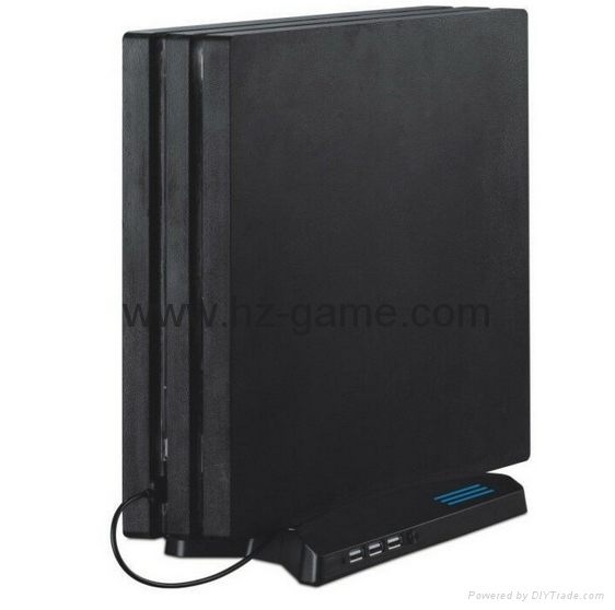PS4 PRO风扇 PS4Pro温控散热风扇 自动恒温风扇 PS4主机后置风扇 15