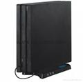 PS4 PRO風扇 PS4Pro溫控散熱風扇 自動恆溫風扇 PS4主機後置風扇 15