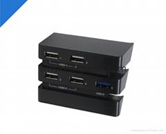 PS4 slimPRO 5-in-one HUB hub USB converter 3.0 interface extender