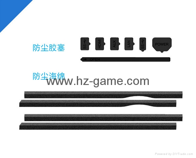 PS4 slimPRO 5合一 HUB集线器 USB转换器 3.0接口扩展器 11