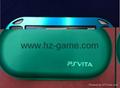 NEW psvita保護套 鋁盒防震硬保護鋁金屬盒蓋外殼索尼PSV1000 Psvita  2