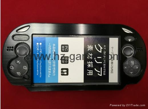 NEW psvita保護套 鋁盒防震硬保護鋁金屬盒蓋外殼索尼PSV1000 Psvita  3