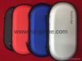 NEW psvita保護套 鋁盒防震硬保護鋁金屬盒蓋外殼索尼PSV1000 Psvita  4