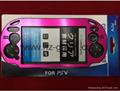 NEW psvita保護套 鋁盒防震硬保護鋁金屬盒蓋外殼索尼PSV1000 Psvita  6
